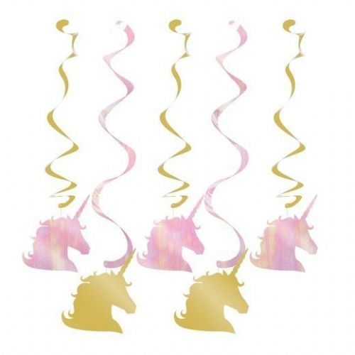 unicorn dizzy danglers
